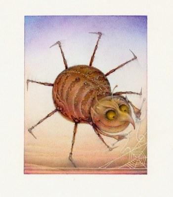 KNITTING SPIDER